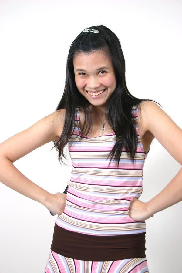 Junges asiatisches Mädchen 24 stockfotos