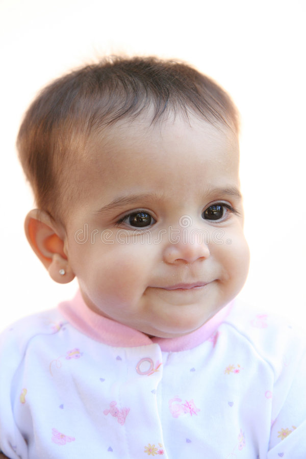 Junges Baby stockfotos