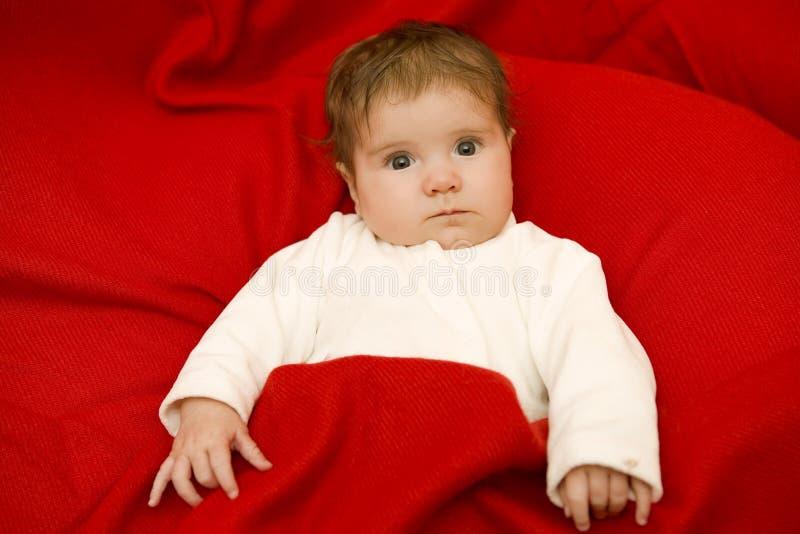 Junges Baby stockbilder
