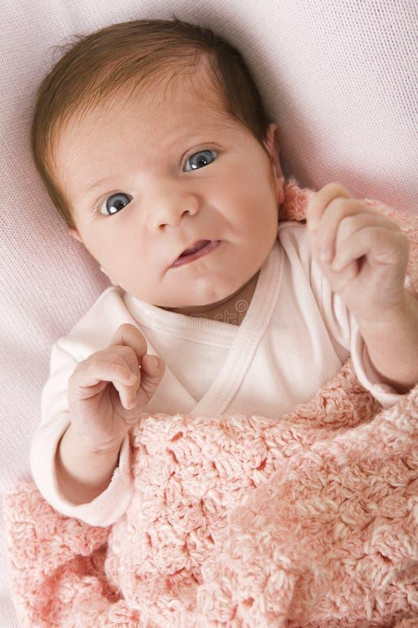 Junges Baby lizenzfreies stockfoto