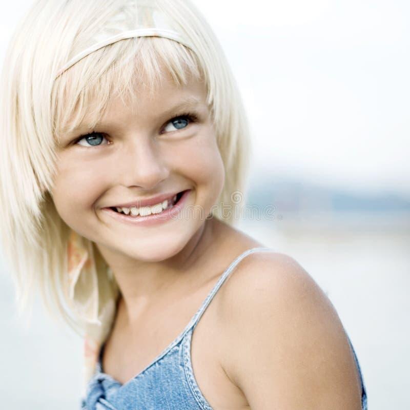 Junges Mädchen stockbilder