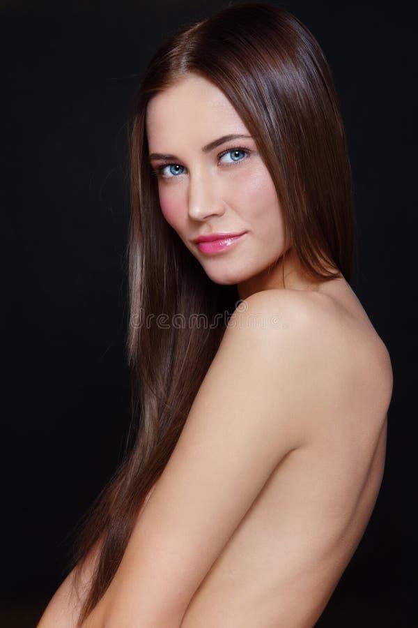Dünne Schönheit lizenzfreie stockbilder