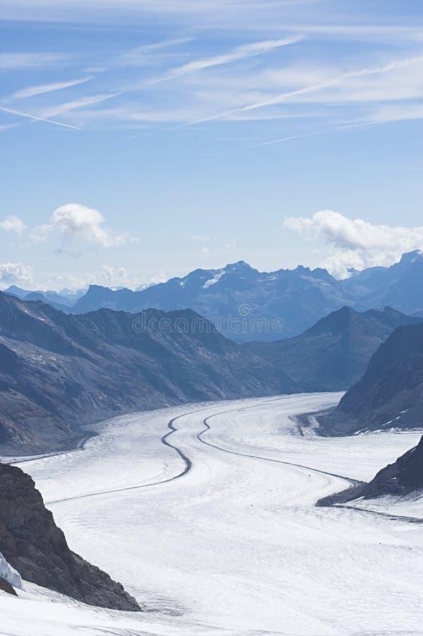 Jungfrau fotografie stock