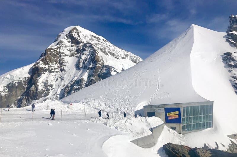Jungfrau stock photos