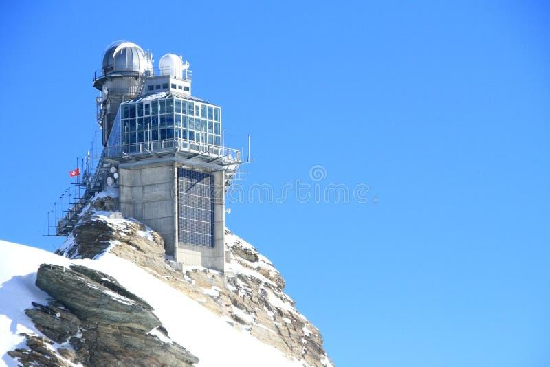 Jungfrau, Zwitserland royalty-vrije stock foto