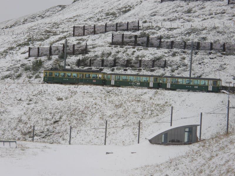 Jungfraujoch royalty free stock photo