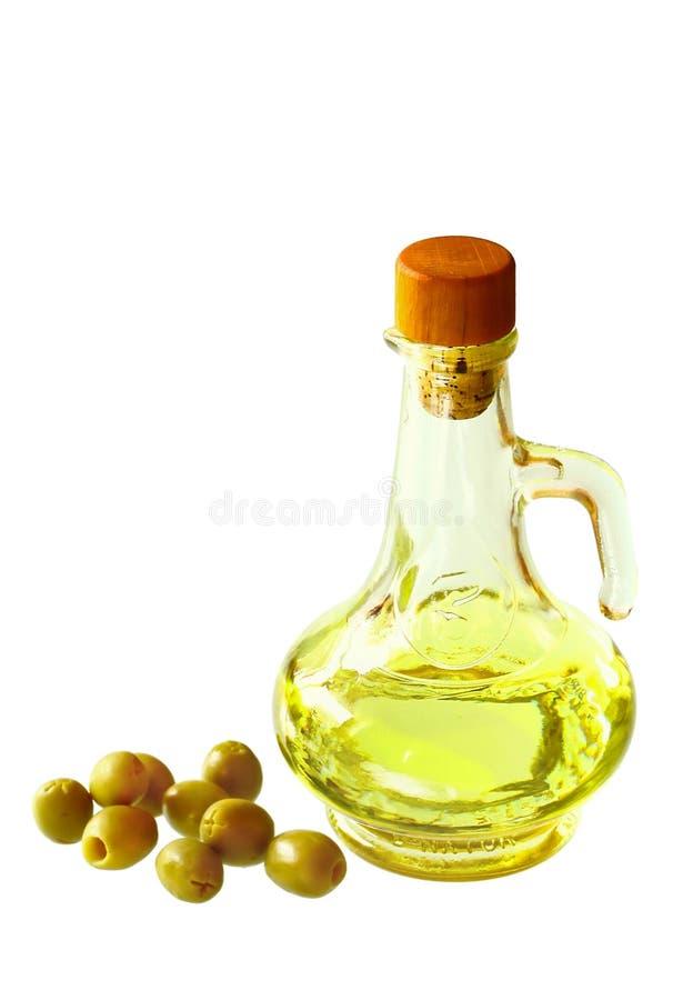 jungfruliga olive olivgrön för extra gräsplanolja arkivbilder
