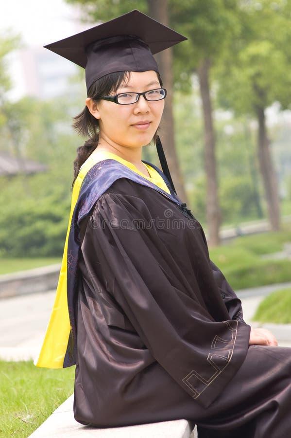 Junggeselle von China stockfotografie