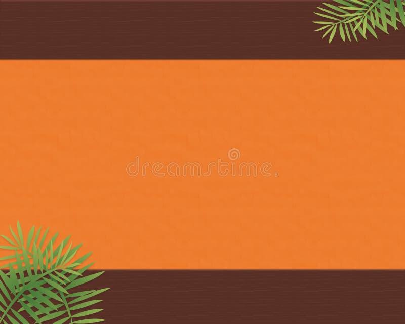 Download Jungle Background stock illustration. Image of orange - 14229324