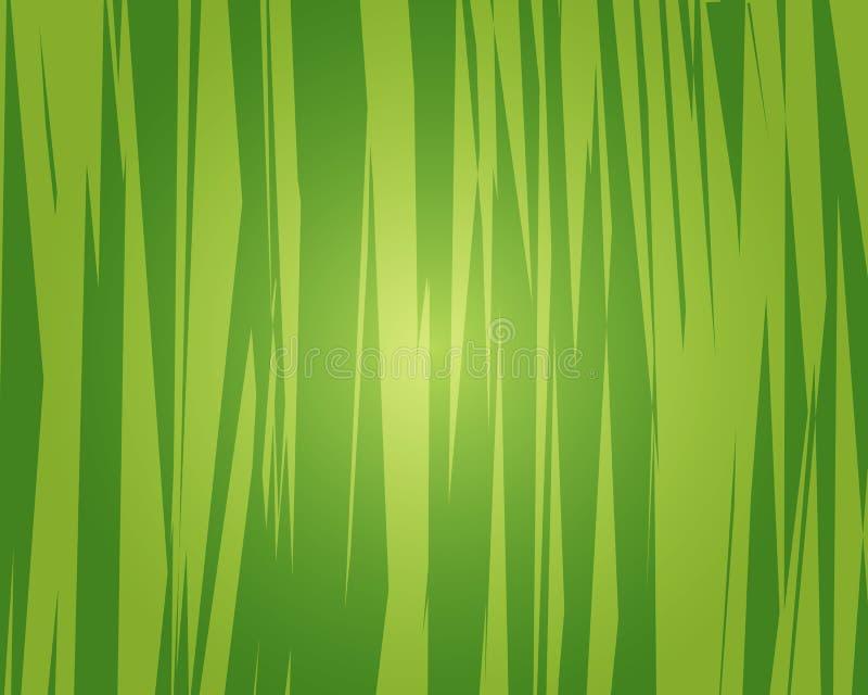 Jungle background royalty free illustration
