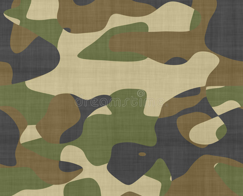 Download Jungle camouflage fabric stock vector. Illustration of cloth - 13252921