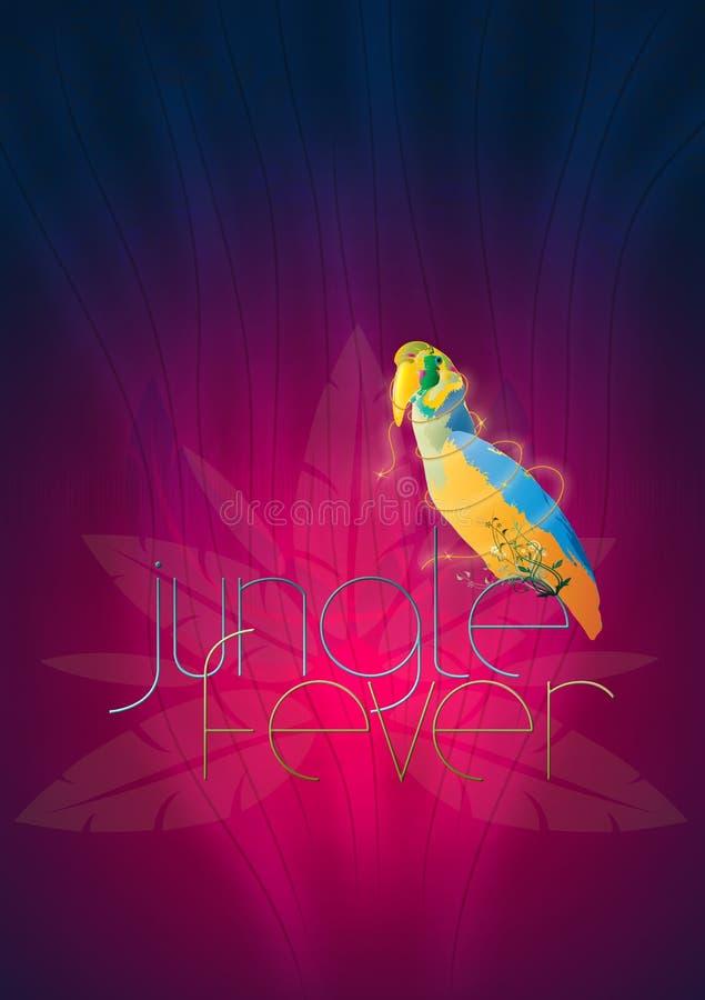 Download Jungle Fever stock illustration. Image of illustration - 20077092