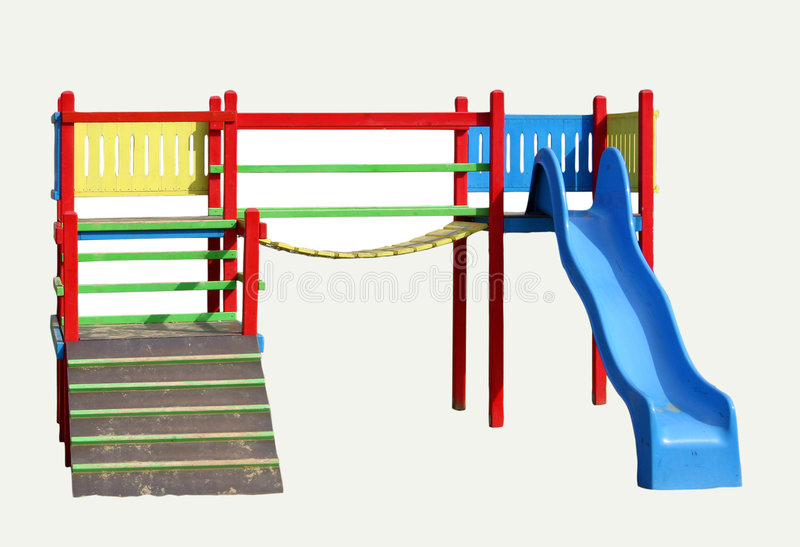 Jungle gym royalty free stock photography