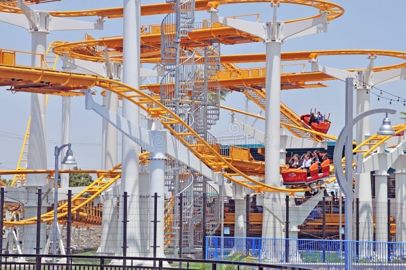 Junior Coaster photos libres de droits