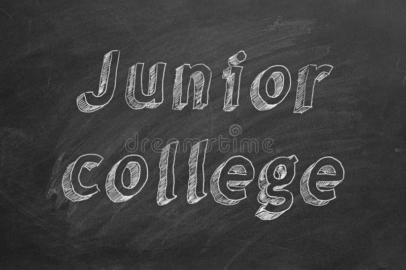 Junior College vektor abbildung