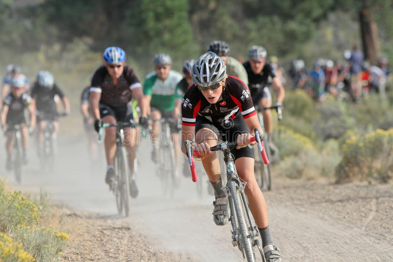 Download Junior Cyclocross Racers editorial photo. Image of expression - 21234901