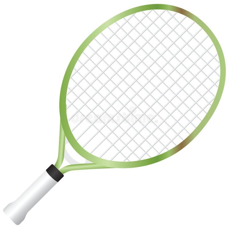 Download Junior Tennis Racquet stock vector. Image of sporting - 39867723