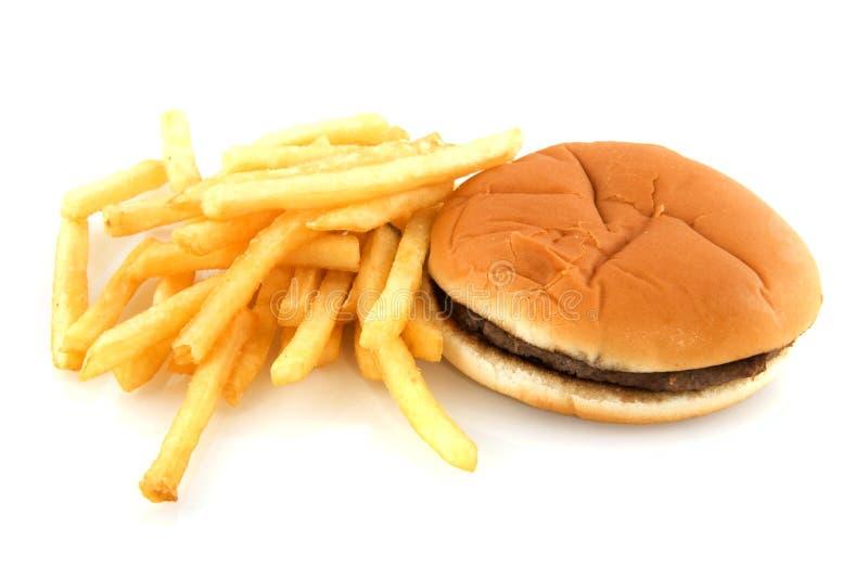 Junk food stock photos