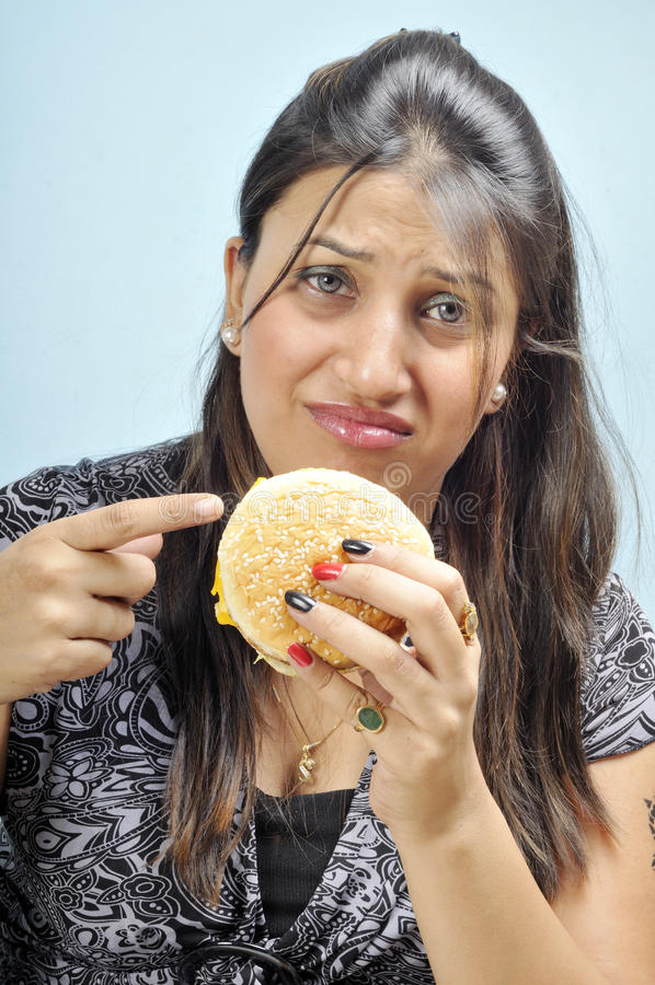 Junk food problem