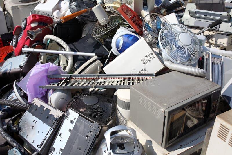 Download Junkyard stock photo. Image of heap, microwave, home - 24019106