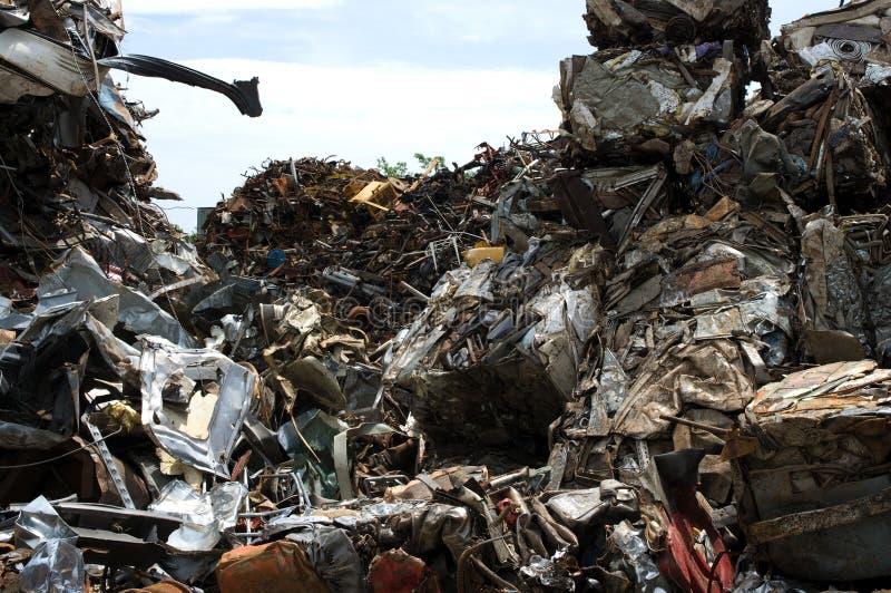 junkyard 4 стоковые фотографии rf