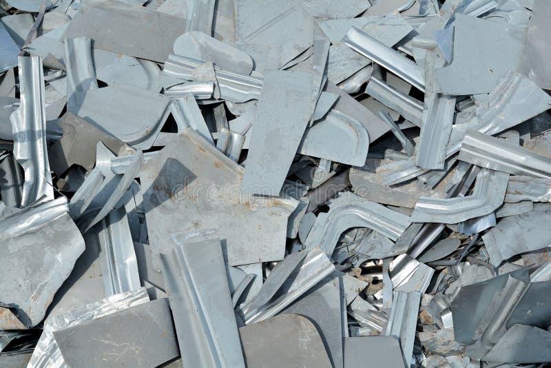 junkyard foto de archivo libre de regalías