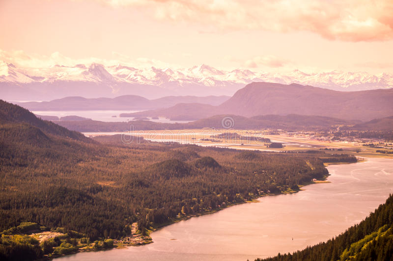 Juno, Alaska royalty free stock images