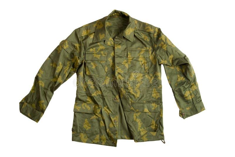 Jupe de camouflage image stock