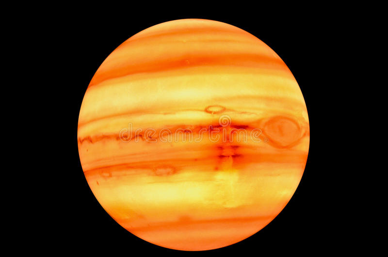 Jupiter stock photo