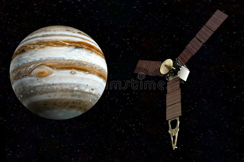 satellite jupiter