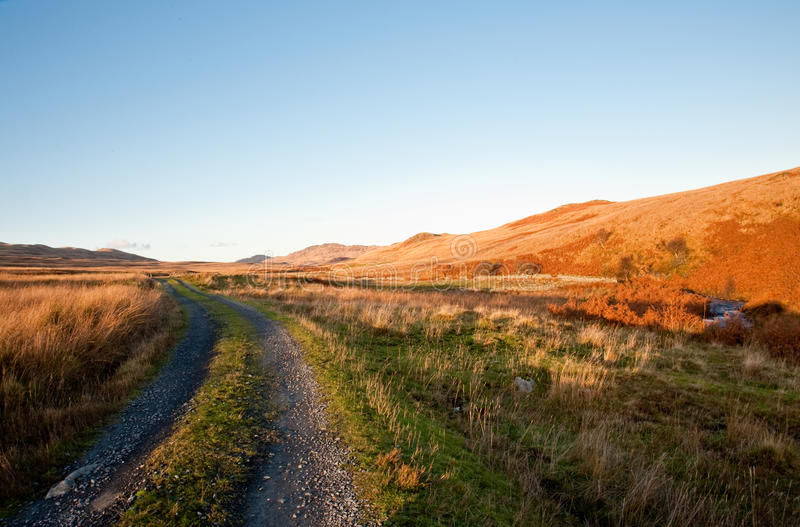 Jura Road Stock Images