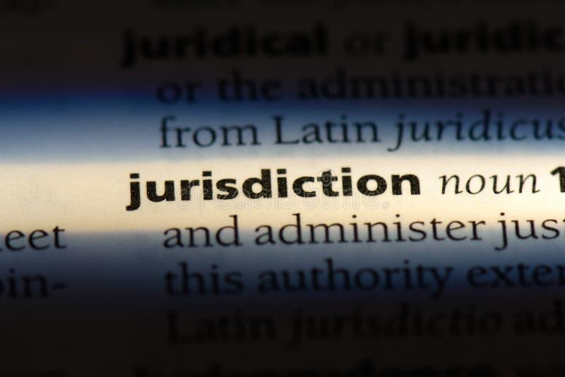 jurisdiktion stockfotografie