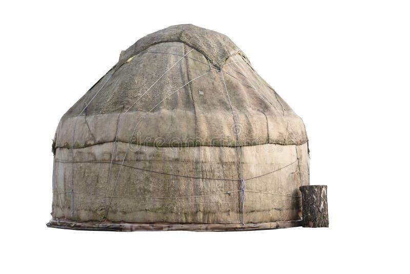 Download Jurt asiático tradicional imagem de stock. Imagem de kyrgyzstan - 16868541