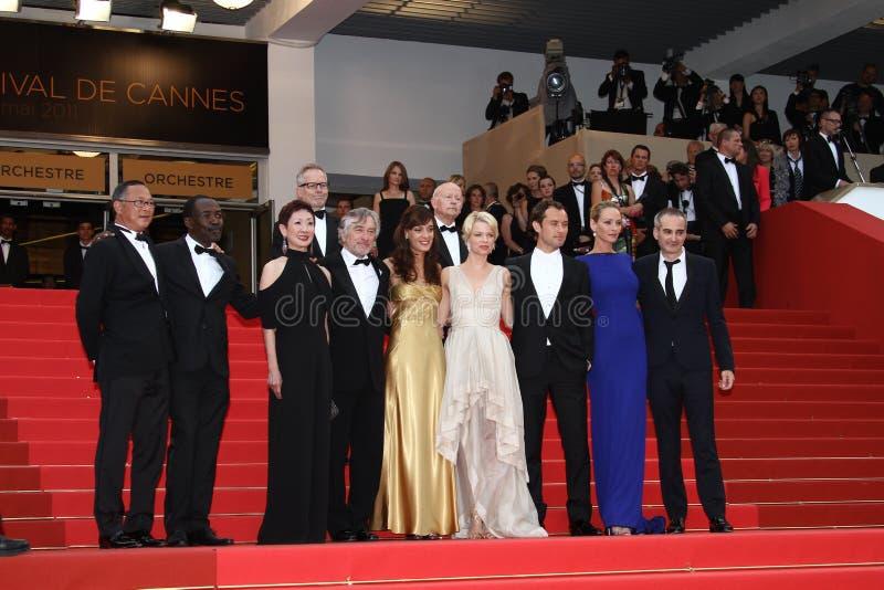 Download Jury Members And Robert De Niro Editorial Image - Image: 20054805