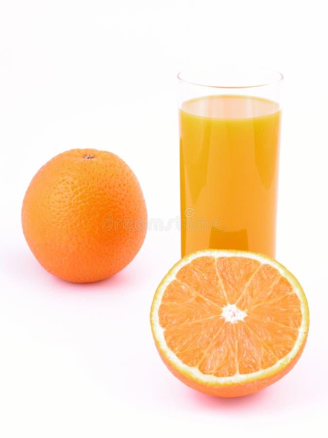 Jus d'orange photo libre de droits