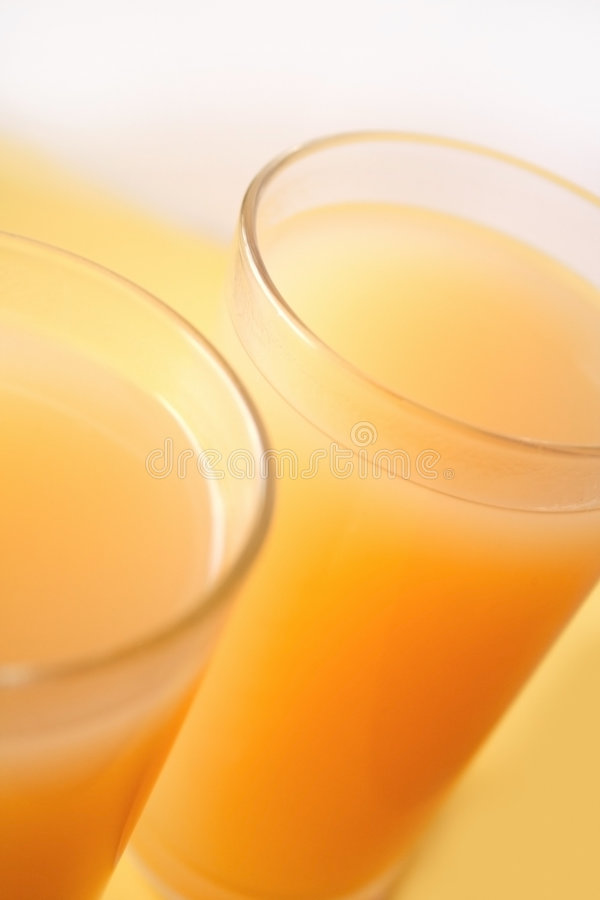 Jus d'orange image stock