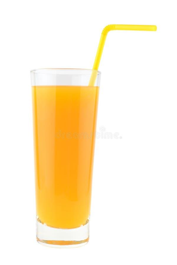 Jus d'orange royalty-vrije stock afbeeldingen