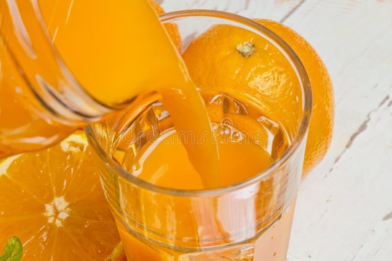 Download Jus d'orange stock afbeelding. Afbeelding bestaande uit sinaasappel - 54076387