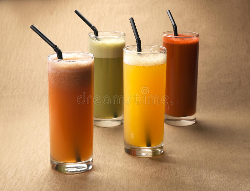 jus de fruit images stock