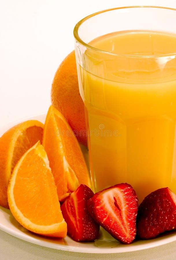 Jus de fruit photo libre de droits