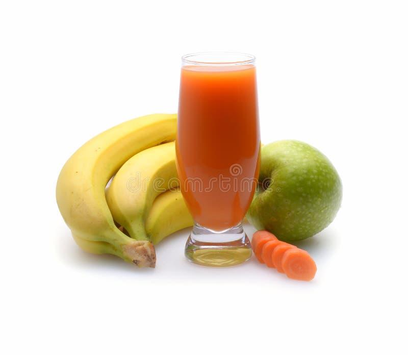 Jus de fruits et légumes photos libres de droits