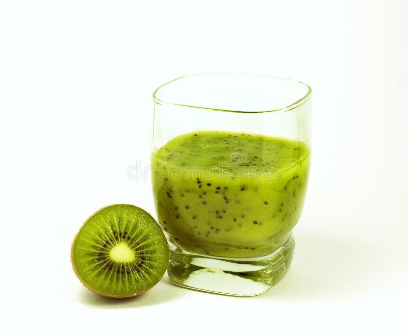 Jus de kiwi images stock