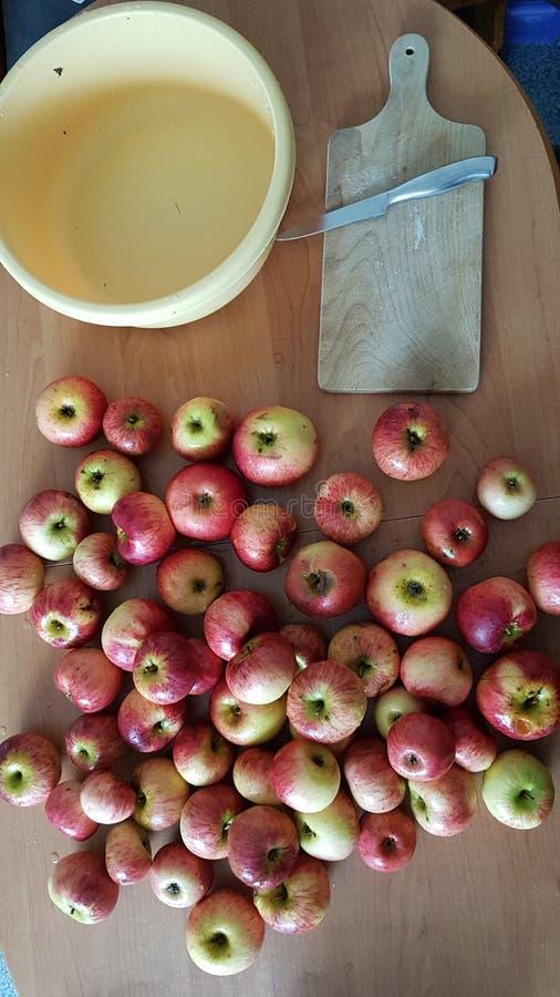 Jus de pomme photos stock