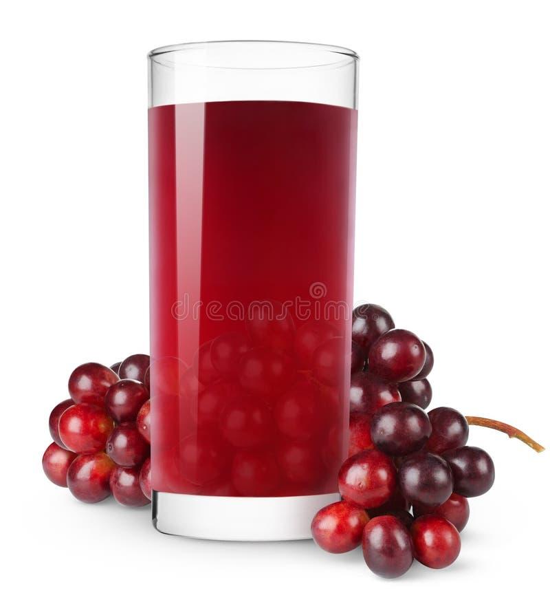 jus de raisins photo libre de droits