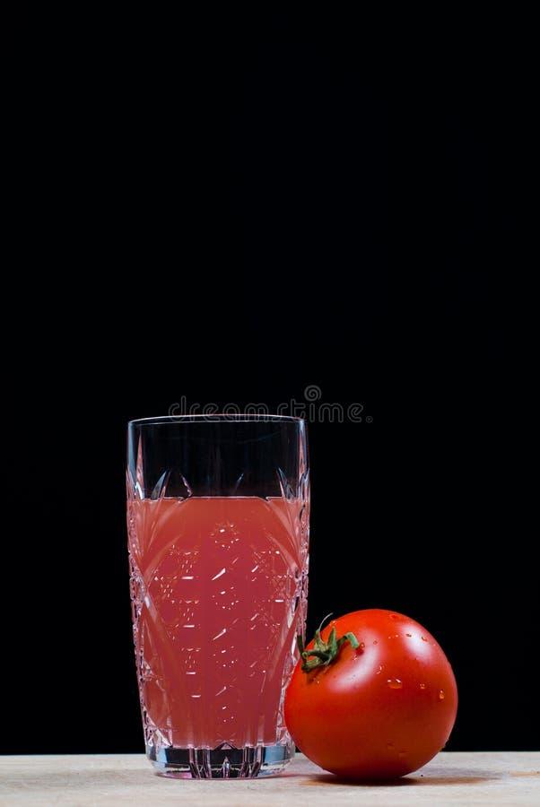 Jus de tomates. fruit. soude. boisson images stock