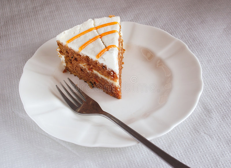 Just dessert royalty free stock photo