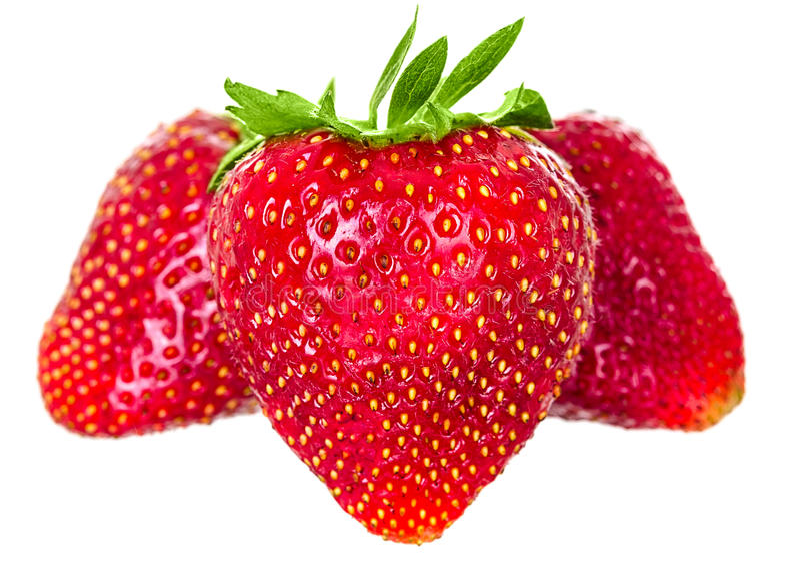 Download Just juicy strawberries stock image. Image of gourmet - 34494385