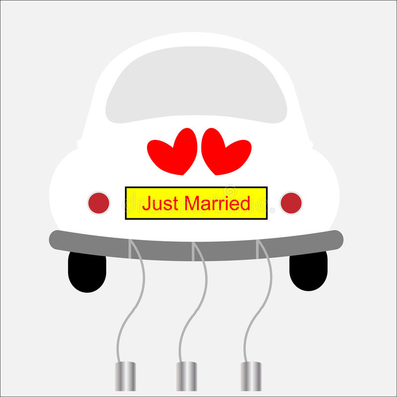 Download Just Married Royalty Free Stock Photography - Image: 15326187