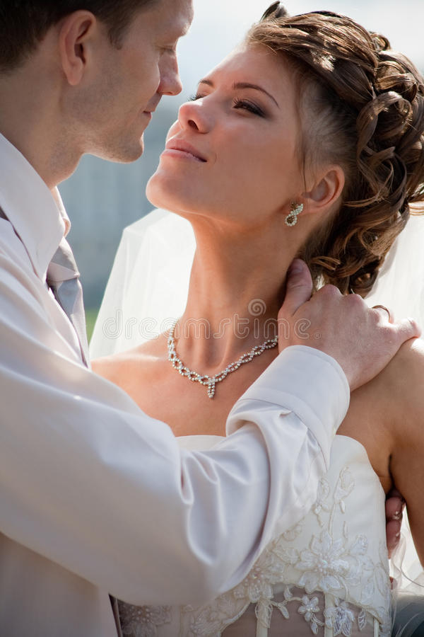 Download Just married. #4 stock image. Image of holding, adult - 10635123