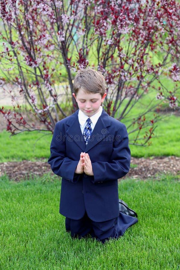 Just Pray stock photography
